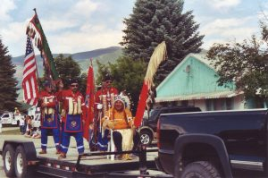 Chief Victor Days 2007 Parade and Pow Wow